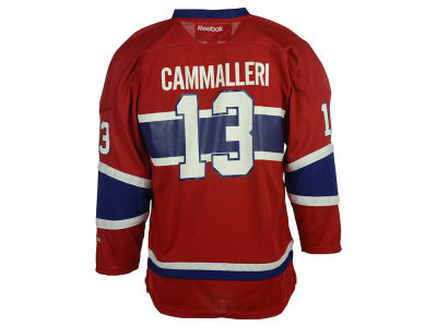 Montreal Canadiens Michael Cammalleri NHL CN Youth Replica Player Jersey