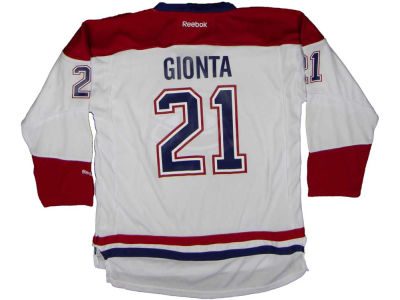 Montreal Canadiens Brian Gionta NHL CN Youth Replica Player Jersey