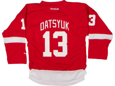 Detroit Red Wings Pavel Datsyuk NHL CN Youth Replica Player Jersey
