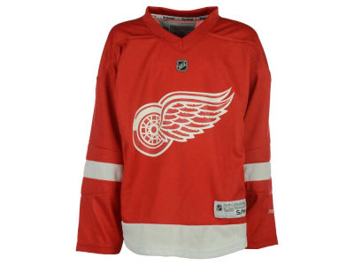 Detroit Red Wings NHL CN Youth Replica Jersey