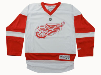 Detroit Red Wings Reebok NHL CN Youth Premier Jersey