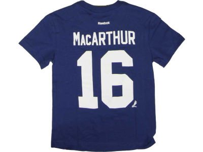 Toronto Maple Leafs Clarke Macarthur NHL CN Youth Player T-Shirt