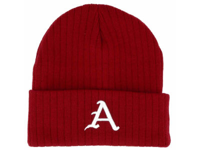 Arkansas Razorbacks Top of the World NCAA Campus Cuff Knit