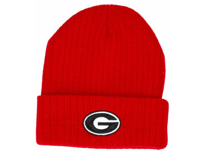 Georgia Bulldogs Top of the World NCAA Campus Cuff Knit