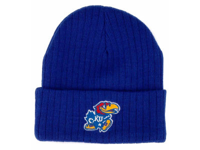 Kansas Jayhawks Top of the World NCAA Campus Cuff Knit