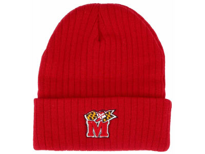 Maryland Terrapins Top of the World NCAA Campus Cuff Knit