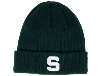 Michigan State Spartans Top of the World NCAA Campus Cuff Knit
