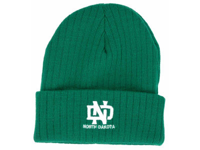 North Dakota Top of the World NCAA Campus Cuff Knit