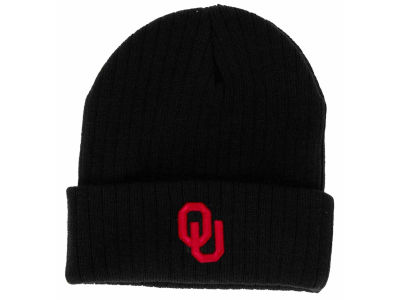 Oklahoma Sooners Top of the World NCAA Campus Cuff Knit