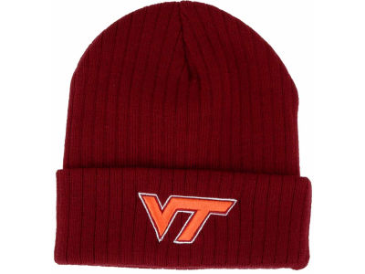 Virginia Tech Hokies Top of the World NCAA Campus Cuff Knit