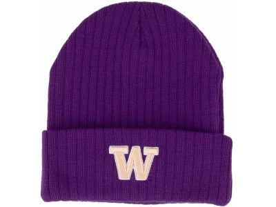 Washington Huskies Top of the World NCAA Campus Cuff Knit
