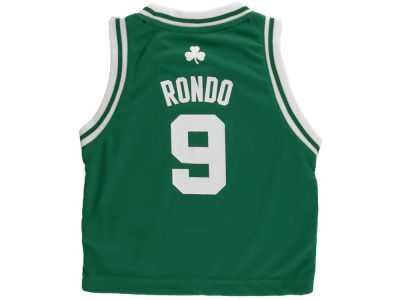 Boston Celtics Rajon Rondo NBA Toddler Replica Jersey