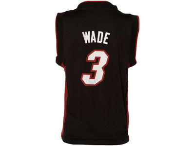 Miami Heat Dwyane Wade NBA Toddler Replica Jersey