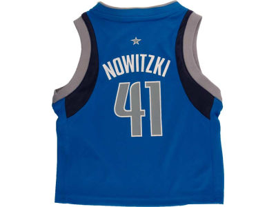 Dallas Mavericks Dirk Nowitzki NBA Toddler Replica Jersey