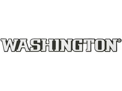 Washington Huskies Sticker Emblem-Adhesive