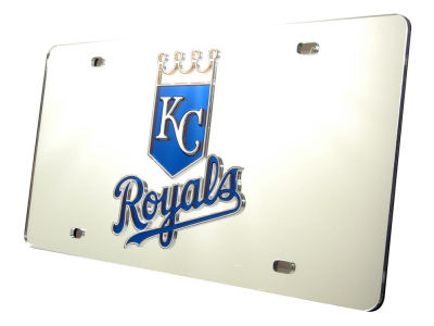 Kansas City Royals Acrylic Laser Tag