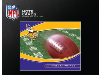 Minnesota Vikings Boxed Note Cards