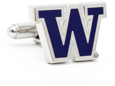 Washington Huskies Cufflink