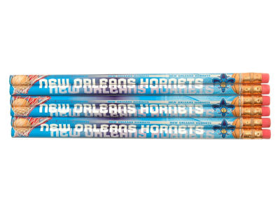 New Orleans Hornets 6-pack Pencils