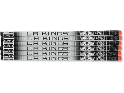 Los Angeles Kings 6-pack Pencils