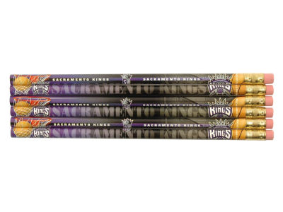 Sacramento Kings 6-pack Pencils