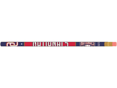 Washington Nationals 6-pack Pencils