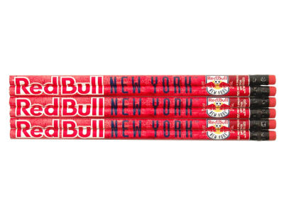New York Red Bulls 6-pack Pencils