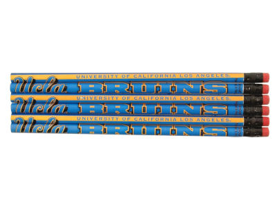 UCLA Bruins 6-pack Pencils