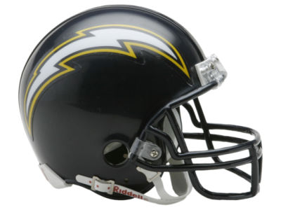 Los Angeles Chargers NFL Mini Helmet