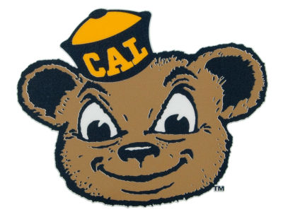 California Golden Bears Vinyl Decal