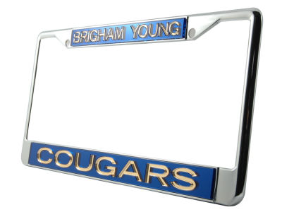 Brigham Young Cougars Laser Frame