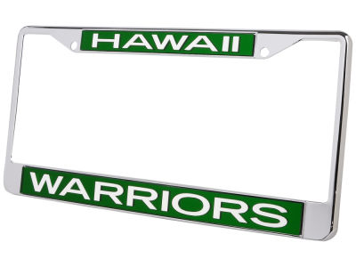 Hawaii Warriors Laser Frame