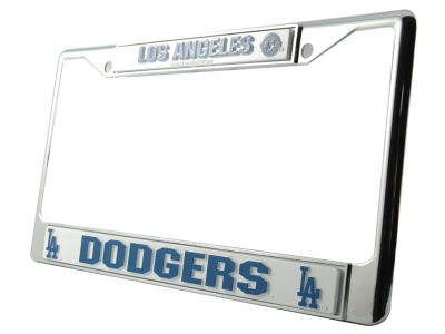 Los Angeles Dodgers Chrome Frame