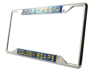 California Golden Bears Laser Frame