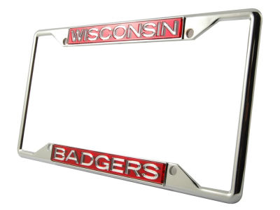 Wisconsin Badgers Laser Frame