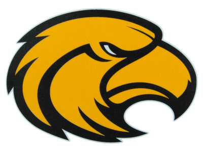 Southern Mississippi Golden Eagles Vinyl Decal