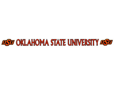 Oklahoma State Cowboys Long Decal