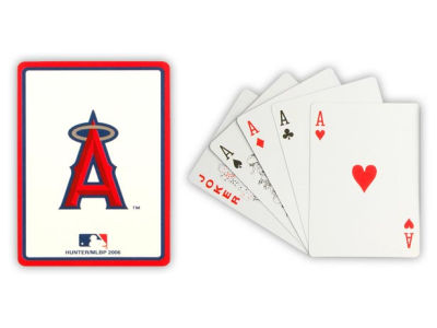 Los Angeles Angels Playing Cards