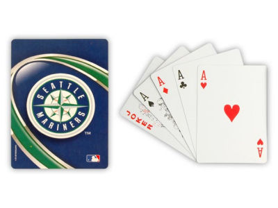 Seattle Mariners Playing Cards