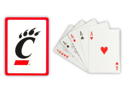 Cincinnati Bearcats Playing Cards