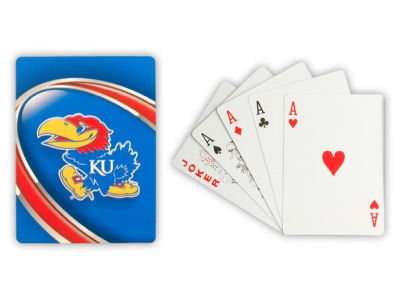 Kansas Jayhawks Playing Cards