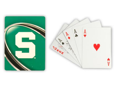 Michigan State Spartans Playing Cards