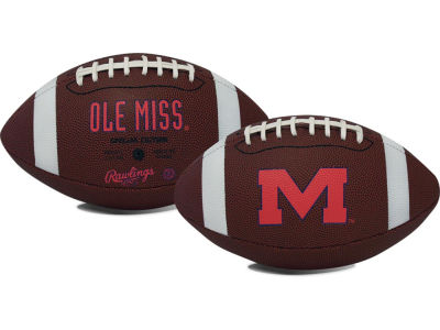 Ole Miss Rebels Game Time Football