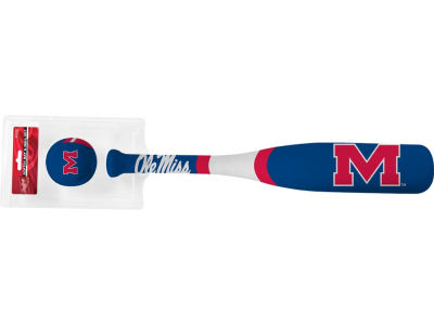 Ole Miss Rebels Grand Slam Softee Bat and Ball Set
