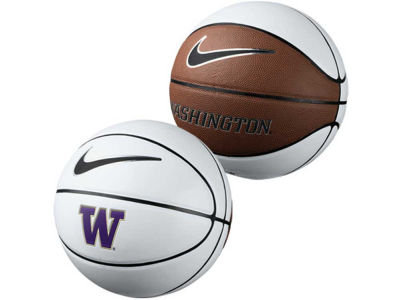 Washington Huskies Nike Autograph Basketball Nike