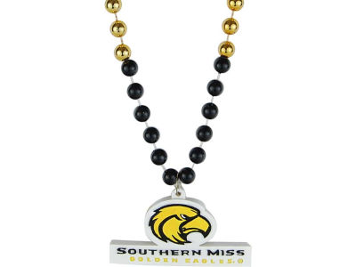 Southern Mississippi Golden Eagles Beads