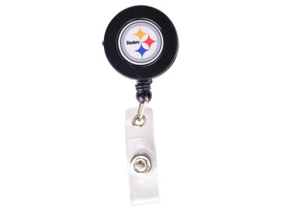 Pittsburgh Steelers Aminco Badge Reel