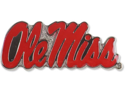 Ole Miss Rebels Logo Pin