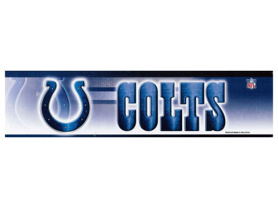 Indianapolis Colts Bumper Sticker