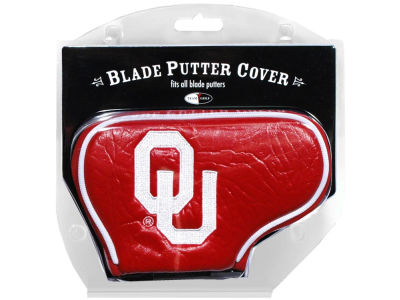 Oklahoma Sooners Blade Putter Cover